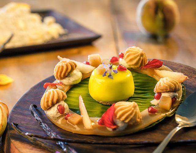 Makassar-dessert