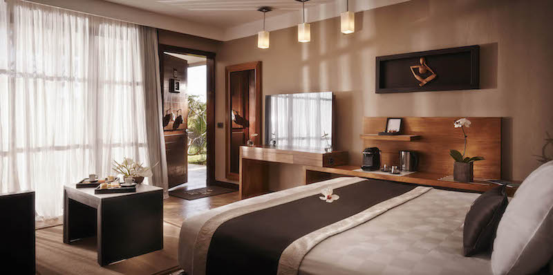 palm hotel spa chambre deluxe