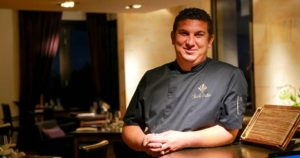Le Chef des restaurants du PALM Hotel & Spa
