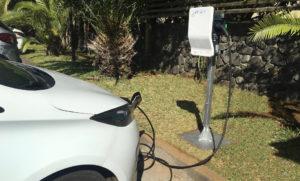 borne voiture electrique reunion