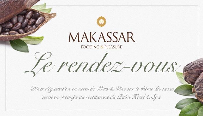 Le rendez-vous du Makassar