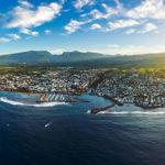 Saint-Pierre, capitale du sud de La Réunion