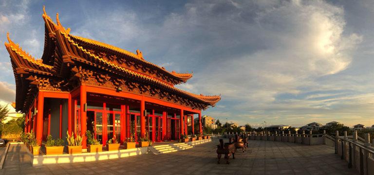 Le temple Guandi