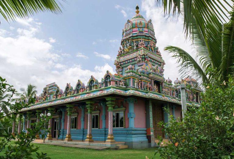 Temple tamoul de Saint-Pierre