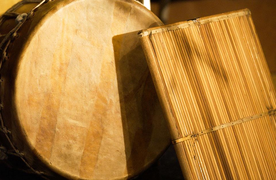 Instruments de maloya