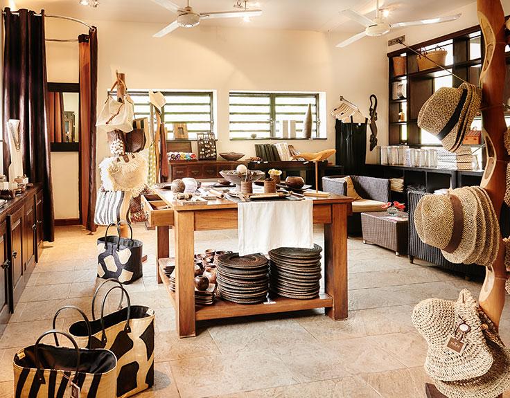 La boutique du Palm Hotel & Spa